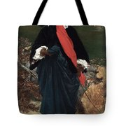 Portrait Of May Sartoris Tote Bag