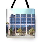 500 W21st Aug2018 Tote Bag by Steve Sahm