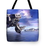 501st Mech Defender Tote Bag