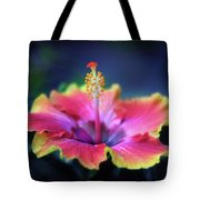 Hibiscus Delight Tote Bag