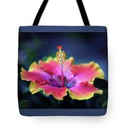 Hibiscus Delight Tote Bag