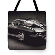 63 Chevrolet Corvette Stingray Tote Bag