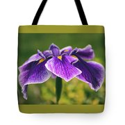 Iris Allure Tote Bag