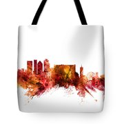 Cape Town South Africa Skyline Tote Bag