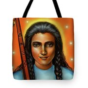 Spirit Guide Painting Collection Tote Bag