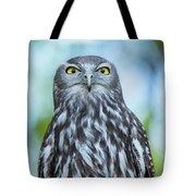 Barking Owl Tote Bag by Rob D Imagery