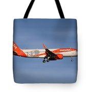 Easyjet Neo Livery Airbus A320-251n Tote Bag
