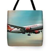 Air India Cargo Airbus A310-304 Tote Bag
