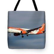 Easyjet Airbus A320-214 Tote Bag