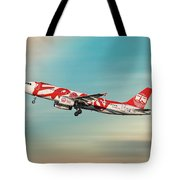 Ernest Airbus A320-233 Tote Bag