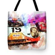 917 At Le Mans Tote Bag