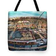 95 Bedford Dec2011a Tote Bag by Steve Sahm