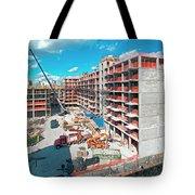 95 Bedford Feb2012 Tote Bag by Steve Sahm