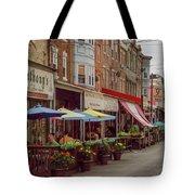 9th Street Italian Maket In South Philadelphia Tote Bag