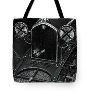 A 1933 Alfa Romeo 6c 1750 Tote Bag