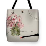 A Bouquet For Patricia  Tote Bag