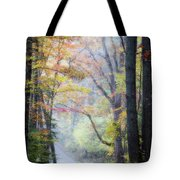 A Canopy Of Autumn Leaves Tote Bag