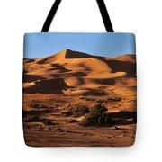 A Caravan In The Desert Tote Bag