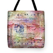 A City Besieged Tote Bag