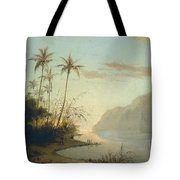 A Creek In St. Thomas Virgin Islands, 1856 Tote Bag