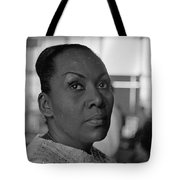 a Cuban woman Tote Bag