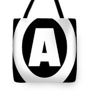 A Design Tote Bag
