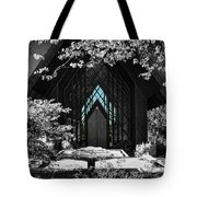 A Door To Enter Tote Bag
