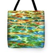 A Feast Of Colours Tote Bag