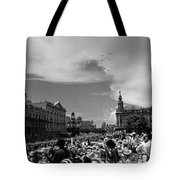 A Fly Over Tote Bag