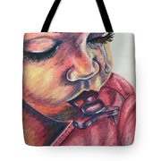 A Gift From My Daughter Madison 9 Tote Bag