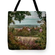 A Hint Of Autumn Tote Bag