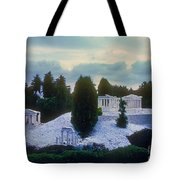 A Little Bit Of Athens Tote Bag
