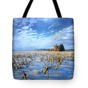 A Little Place In Time Tote Bag