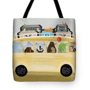 A Little Vacation Tote Bag