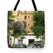 A Living Place Tote Bag