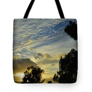 A Long Days Journey Into The Night Tote Bag