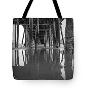 A Look Back In Maine Tote Bag