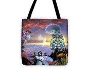 A Maiden Dreams Tote Bag