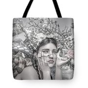 A Matter Of Time Tote Bag