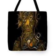 A New Kind Of Splendor Tote Bag