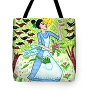 A Pocketful Of Peas 1 Tote Bag