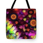 A Poets Birthday Dance Through Fire And Rain 2019 Tote Bag