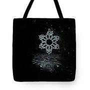 A Ripple Of Christmas Cheer Tote Bag