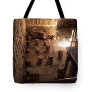 A Room Inside Masada Tote Bag