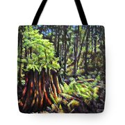 A Showcase In Forest Tote Bag