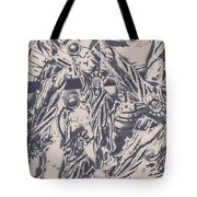 A Souvenir Of Statues Tote Bag