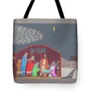 A Star Is Born Tote Bag by John Wiegand
