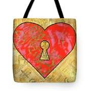 A Steamy Romance Tote Bag