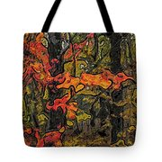 A Time In The Woods Tote Bag