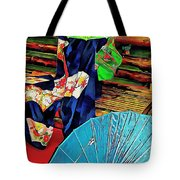A Touch Of Japan Tote Bag